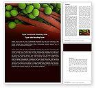 Medical: Modèle Word de staphylococcus #04401