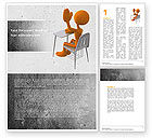 Education & Training: Good Pupil Word Template #04715
