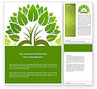 Nature & Environment: Ecology Word Template #04765