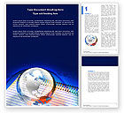 Global: Business Notes Word Template #04771