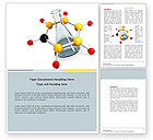 Education & Training: Organic Chemistry Word Template #04773