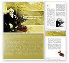 Education & Training: Templat Word Thomas Edison #04802