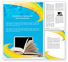 Education & Training: eLearning Word Template #04807