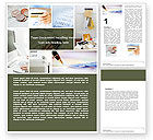 Financial/Accounting: Invoice Word Template #05072