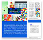 Careers/Industry: Plasticware Word Template #05293