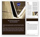 Consulting: De Kruising Van Wegen Word Template #05375