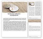 Holiday/Special Occasion: Pearl Word Template #05378