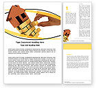 Financial/Accounting: Housing Word Template #05491