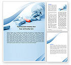 Medical: Drug Therapy Word Template #05497