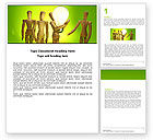 Business Concepts: Resolve Word Template #05504