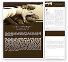 Religious/Spiritual: Erzeugungsanleihe Word Vorlage #05535