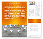 Education & Training: Group Discussion Word Template #05569