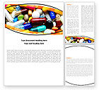 Medical: Drug Treatment Word Template #05572