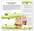 Medical: Hair Care Word Template #05653