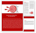 Consulting: Reach Target Word Template #05667