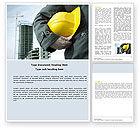 Construction: 워드 템플릿 - 작성자 #05710