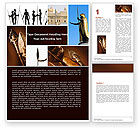 Education & Training: Free Spear Word Template #05732