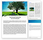 Nature & Environment: Walk Word Template #05764