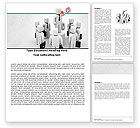 Business Concepts: Public Speaking Word Template #05767