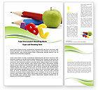 Education & Training: Start Education Word Template #05823
