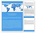 Global: Modelo do Word - rede #05825