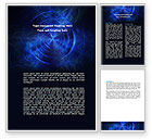 Abstract/Textures: Time Continuum Word Template #05846