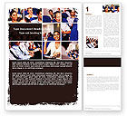 Education & Training: Business seminar Word Vorlage #05856