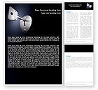 Business Concepts: Key Word Template #05857