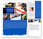 Careers/Industry: Espionage Word Template #05859