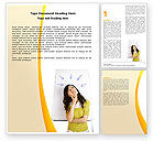 Education & Training: Inspiration Word Template #05950