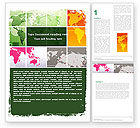 Global: Tracking Satellite Word Template #05966