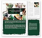 Medical: Rheumatism Word Template #06020