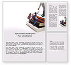 Education & Training: School Tests Word Template #06043