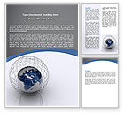 General: World Outlook Word Template #06277