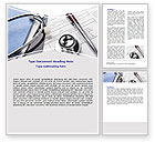 Medical: Medical Record For Analysis Word Template #06369