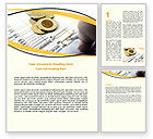 Financial/Accounting: Budget Word Template #06381
