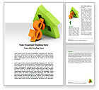 Financial/Accounting: Mortgage Money Word Template #06459