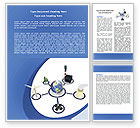 Nature & Environment: Energy Resources Word Template #06460