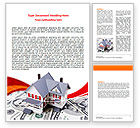 Financial/Accounting: Credit On Mortgage Word Template #06473