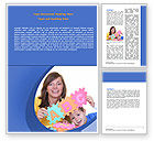 Education & Training: Home Education Word Template #06538
