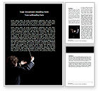 Careers/Industry: Music Conductor Word Template #06541