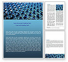 Consulting: Membrane Word Template #06548