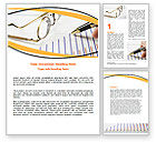 Financial/Accounting: Checking Signing Word Template #06661