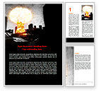 Nature & Environment: Post-Apocalypse Word Template #06794