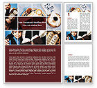 Holiday/Special Occasion: Judaism Word Template #06827