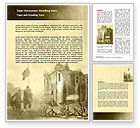 Education & Training: Siege Word Template #06834