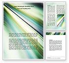 Abstract/Textures: Green Blur Word Template #06846