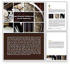 Education & Training: Ancient Texts Word Template #06874