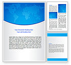 Global: Clean Global Theme Word Template #06882