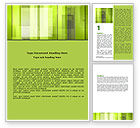 Abstract/Textures: Light Green Abstract Word Template #06890